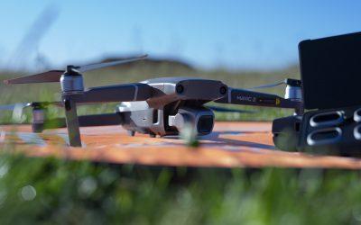 Uso recreativo de drones
